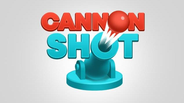 بازی Cannon shot